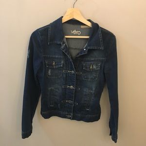 Véro jean jacket